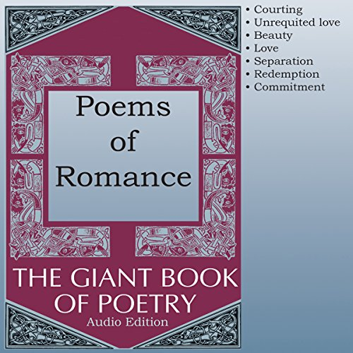 Poems of Romance audiobook cover art