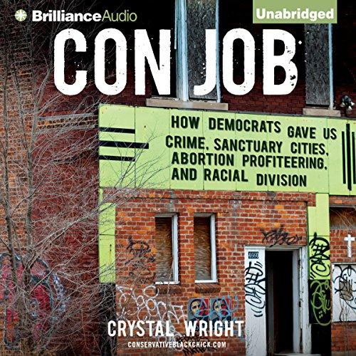 Con Job audiobook cover art
