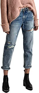 High Waist Rocky Awesome Baggies Jeans