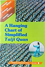 A Hanging Chart of Simplified Taiji Quan (Chinese Wushu)