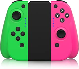 STOGA Wireless Controller for Nintendo Switch/Switch Lite, Joy-Con Controller Replacement for Switch Joypad Console with M...