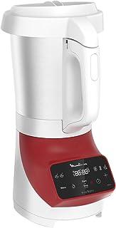 MOULINEX Soup&Co DEVIENT Soup&PlusBlender ChauffanPuissance 1100 WVotre allié du quotidien pour Vos Recettes Mixées, Ch...