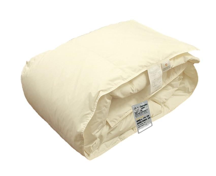 誤解するプロトタイプ影響ハンガリー産 ホワイトダウン 93% 洗える 羽毛肌布団 (ダウンケット) シングル 掛け布団 洗濯ネット付 日本製