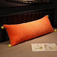 Special/Simple Sleeping Bed Pillows—Pillows for Back/Stomach/Side Sleepers, Pillows for Neck Pain Suffers -watermelon red_...