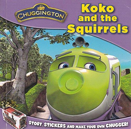 Chuggington Mini Paperback: Koko and the Squirrels