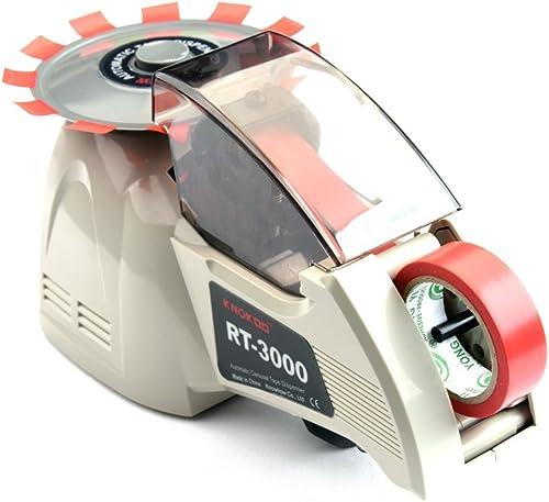 discount KNOKOO Auto Definite Length Electric Tape Dispenser Machine RT-3000 high quality Carousel high quality Automatic Tape Dispenser online