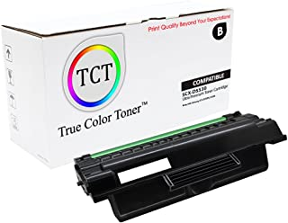 TCT Premium Compatible Toner Cartridge Replacement for Samsung SCX-D4725A Black Works with Samsung SCX-4725F 4725FN Printers (3,000 Pages) - 12 Pack