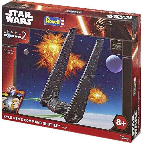 Star Wars - Lanzadera de Combate de Kylo REN (Revell 6695)