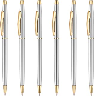 Handmade slimline pen with football clip Footballer Ball point pen Refillable Ball Point Pen Fine Point