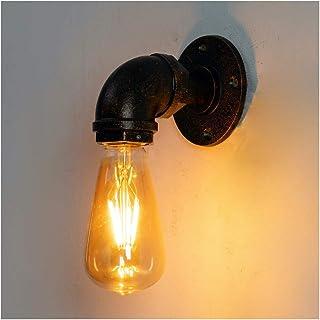 KOSILUM - Applique Design Industriel - Luigi - EN SOLDES ! - Lumière Blanc Chaud Eclairage Salon Chambre Cuisine Couloir -...