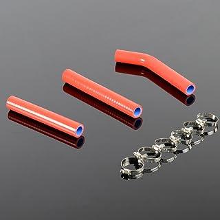 Silicone Coolant Radiator Hose Kit For KTM 125SX 125 SX 2007-2010 08 09