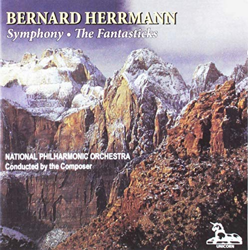 Herrmann: Symphony Fantasticks