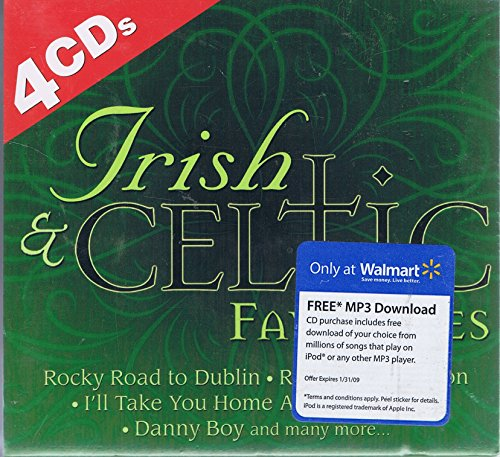 Irish & Celtic Favorites