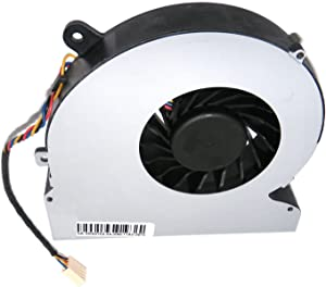 HK-Part Fan for Dell Inspiron One 2320 20 3048 2330 9010 9020 CPU Cooling Fan 3WY43 03WY43 DC12V