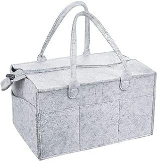 おむつ ストッカー オムツ 収納ケース 折りたたみ 収納 ボックス ベビー 赤ちゃん カゴ バスケット ベビー用品 収納バッグ おもちゃ 小物入れ (タイプ4)