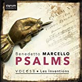 Benedetto Marcello: Psalms by Les Inventions (2015-08-03)