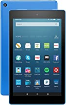 "Fire HD 8 Tablet with Alexa, 8"" HD Display, 32 GB, Blue - with Special Offers (Previous Generation - 6th)"