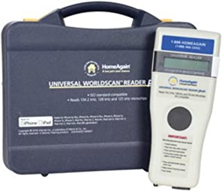 HomeAgain PLUS Universal Microchip Reader with Bluetooth Connectivity