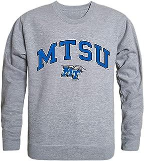 MTSU Middle Tennessee State University NCAA Men's Campus Crewneck Fleece Sweatshirt