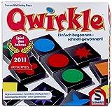 Schmidt Spiele - Juego de Mesa Qwirkle para 6 años y más (49311)