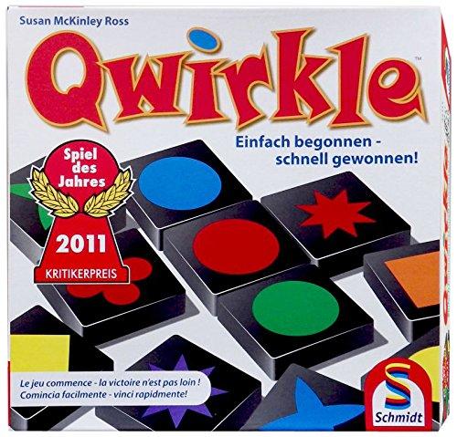 Schmidt Spellen 49311 Qwirkle, leggspel