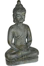 Amazon Fr Grande Statue Bouddha Jardin