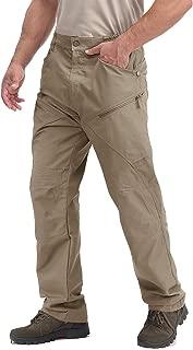 Men's Pants-Tactical Military Work Utility Operator Ripstop Pants Cargo Trouser