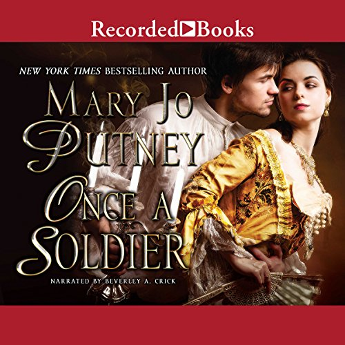 Once a Soldier audiobook cover art