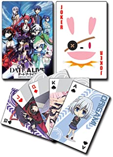 featured product Date A Live Poker Playing Cards GE-51532