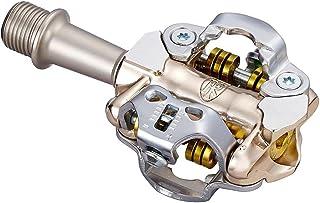 Ritchey MTB WCS XC V5 Pedal, Cromado/Dorado, SPD