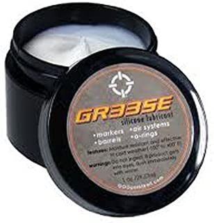 GOG Smart Parts 1oz GR33SE Silicone Paintball Lubricant Grease
