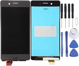 قطع غيار شاشة LCD وشاشة LCD ومحول رقمي مجموعة كاملة لأجزاء إصلاح الهاتف المحمول Sony Xperia X Performance