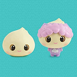 My Squishy Little Dumplings – Interactive Doll Collectible With Accessories – Doe (Purple)