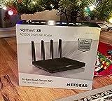 NETGEAR R8500 Nighthawk X8 Wireless AC5300 Tri-Band Quad-Stream MU-MIMO Gigabit Router
