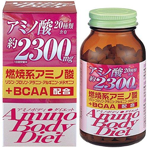 オリヒロ オリヒロ オリヒロ アミノボディダイエット粒 1セット(25日分×2個) 180g(600粒) サプリメント
