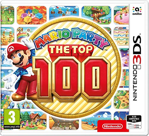 3DS Mario Party: The Top 100 (EU)