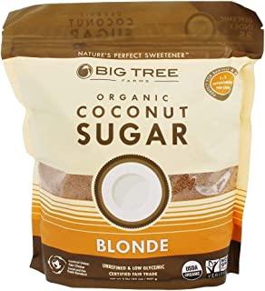 Big Tree Farms - Organic Coconut Sugar Blonde - 2 lbs.