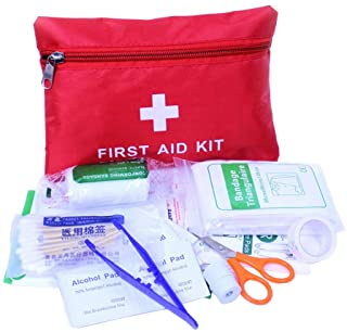 E Support Piece First Aid Emergency Kit Car Home Medical Camping Office Travel