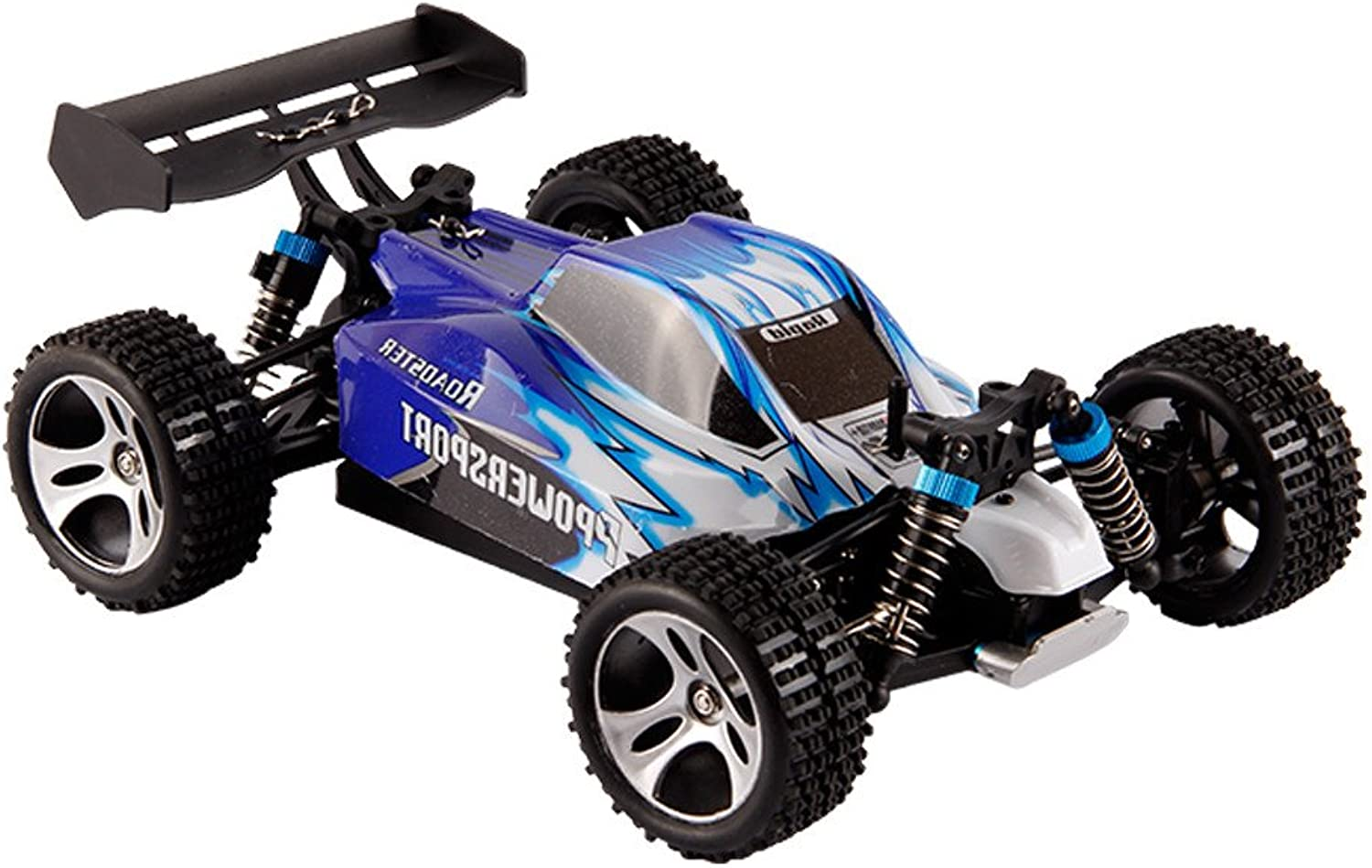 Holitie WL A959 1 18 Scale 2.4G RC OffRoad Racing Car with Antivibration System
