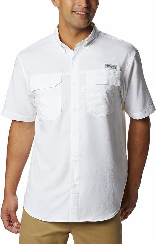Columbia Blood and Guts III Short Sleeve Woven Camisetas atléticas para Hombre