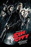 MOV135 Filmposter USA Sin City, glänzend 24