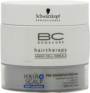 Schwarzkopf Bonacure pulizia profonda trattamento pre-shampoo peeling 200ml