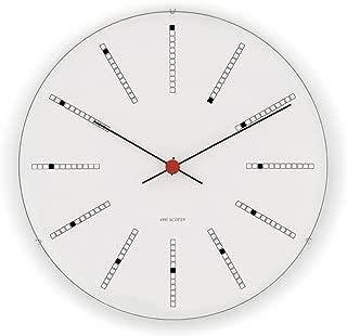 【正規輸入品】Arne Jacobsen Bankers Wall Clock 29cm 43640