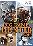 Cabela's Big Game Hunter 2010 - Nintendo Wii (Game Only) by Activision