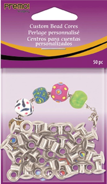 Polyform Custom Bead Cores, 50 Per Package