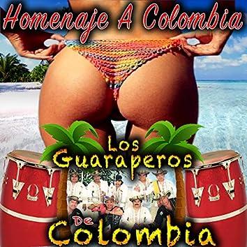 Homenaje A Colombia