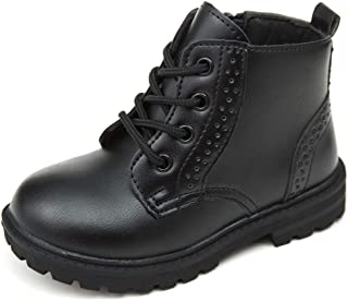 Best toddler boy lace up boots Reviews