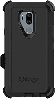 OtterBox Defender Series Case & Holster for LG G7 ThinQ - Black (Renewed)
