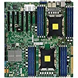 Supermicro Motherboard MBD-X11DPH-I-O Xeon LGA 3647 C621 Max.1TB DDR4 205W PCI Express SATA Extended ATX Retail