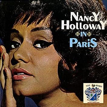 Nancy Holloway in Paris